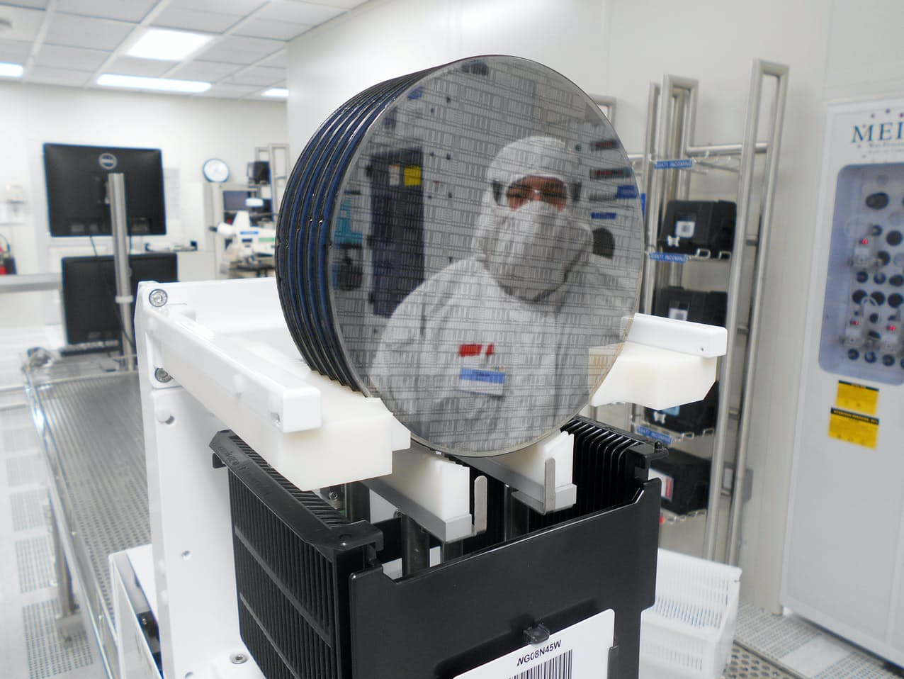 台湾半導体生産大手のUMCは、半導体不足の早期解消に厳しい見解を示した=ロイター
