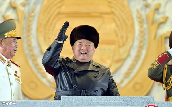 北朝鮮の出稼ぎ労働者は年間5億ドルの外貨を稼いできたが、2017年に経済制裁を受けて以降その道は閉ざされ、金正恩政権は経済的苦境に陥っている=ロイター