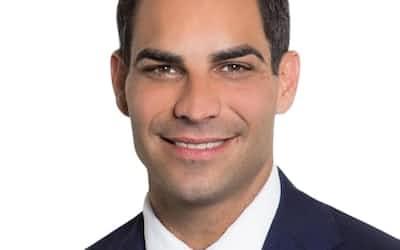 フランシス・スアレス マイアミ市長