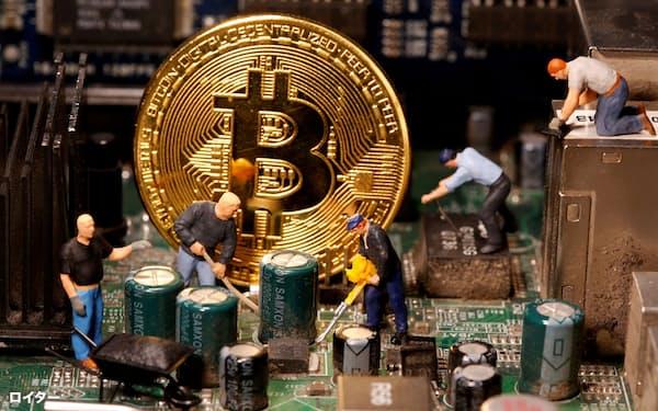 米国最大の仮想通貨交換会社のコインベースは直接上場すると発表した=ロイター