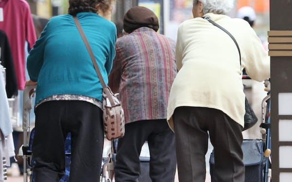 年齢を重ねると一般的に体が不調になりやすい