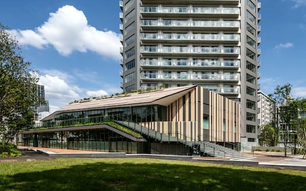 三井不動産レジデンシャルと東京建物が手掛ける高級賃貸マンション「クラス青山」(東京・港)