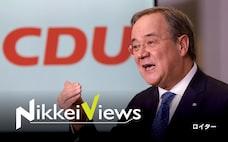 ドイツのメルケル氏後継選び、英米保守が反面教師