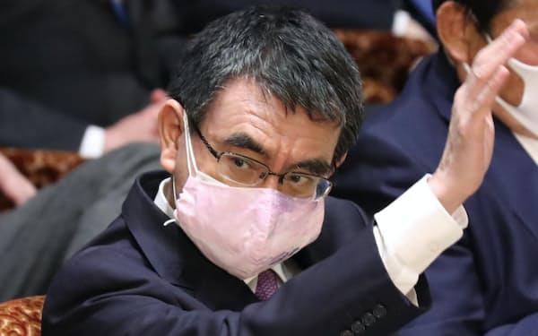 世論調査の「次の首相にふさわしい人」でトップになった河野太郎規制改革相