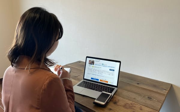 スカウト型採用では企業が学生の自己PRなどを読み、直接連絡する