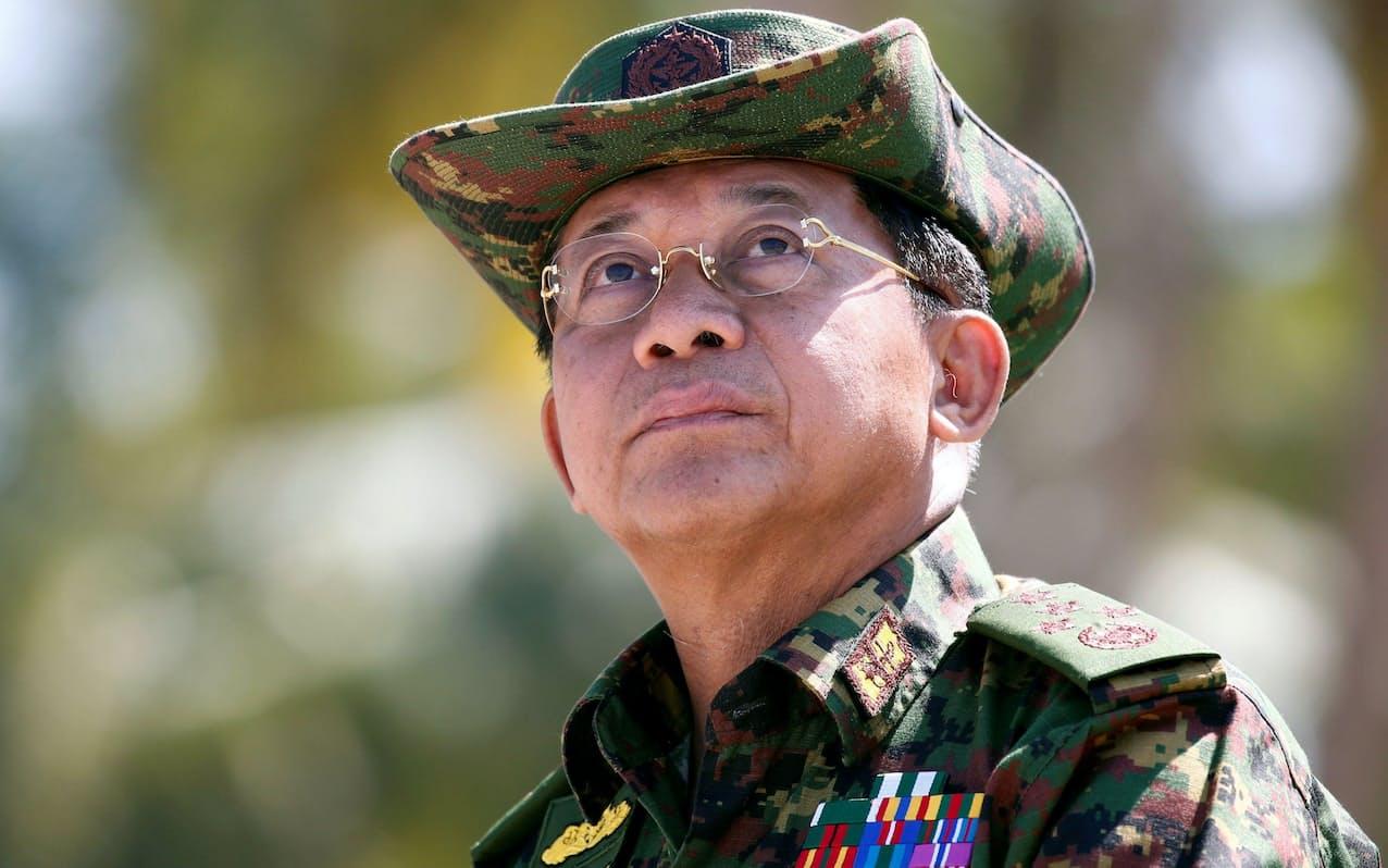 立法・行政・司法の全権がミン・アウン・フライン国軍総司令官に移る=ロイター