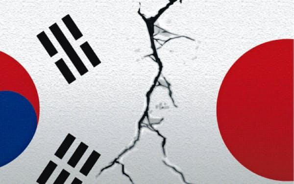 日韓は防衛協力でも遠ざかっている