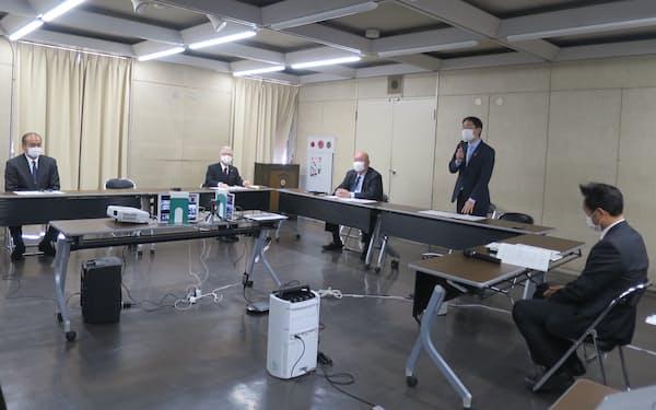 神奈川県鎌倉市などの官民が推進協議会の設立総会を開いた(3日)