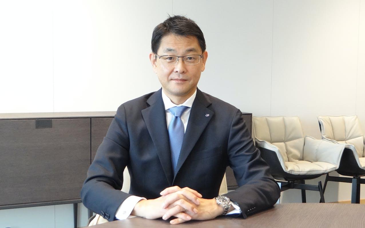 中外製薬の奥田修社長は新成長戦略の実現へCEO兼務で指揮を執る