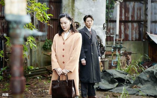 映画「スパイの妻」より(ⓒ2020 NHK,NEP,Incline,C&I)=共同