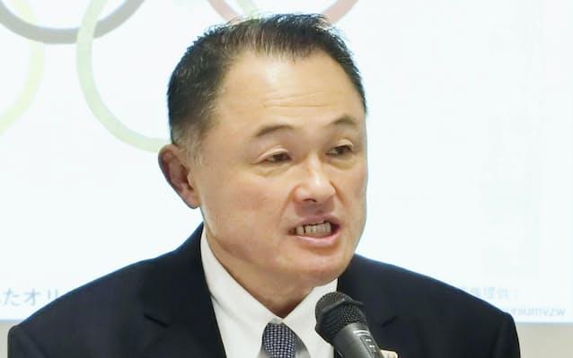 日本 オリンピック 委員 会