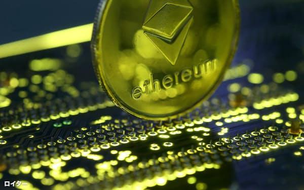 CMEはイーサリウム先物に機関投資家の需要を見込む=ロイター