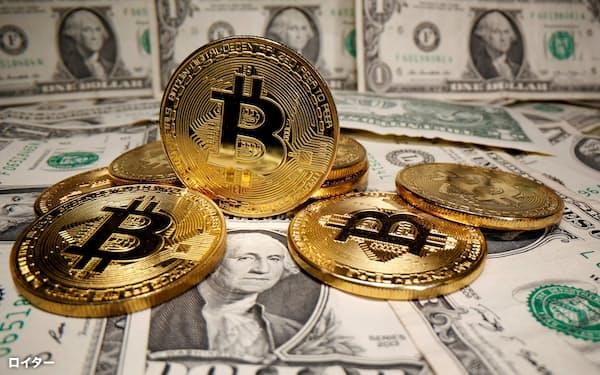 ビットコインの価格が急騰し、最高値を更新した=ロイター