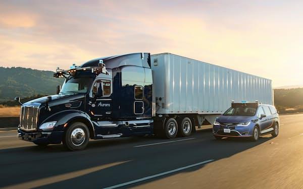 米オーロラ・イノベーションはあらゆる車種に対応できるシステムを提供している