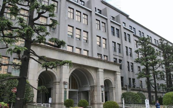 東日本大震災時にはすぐに対策の財源を確保するための増税方針が固まった(東京・霞が関の財務省)