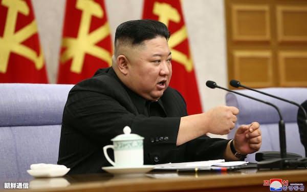 金正恩氏はサイバー攻撃を外貨獲得の切り札とする=朝鮮通信