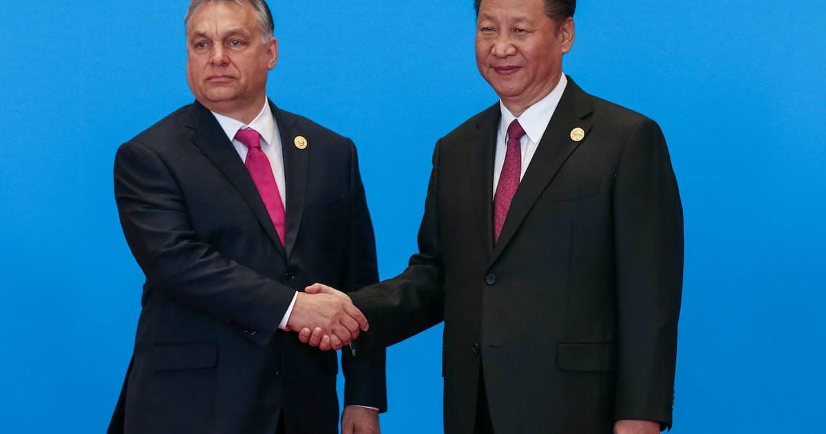 中東欧、対中外交に温度差 「一帯一路」投資進まず(写真=ロイター)