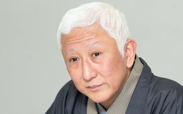 「コロナ禍でも教えるべきことは教えます」と話す中村時蔵(C)松竹