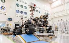 火星に生命の証拠は見つかるか? 米探査機が着陸