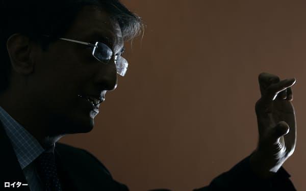 10月にテマセクのトップに就任するディルハン・ピレイ・サンドラセガラ氏=ロイター