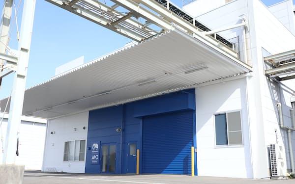 エレファンテックが4月からプリント基板を量産する名古屋市の拠点