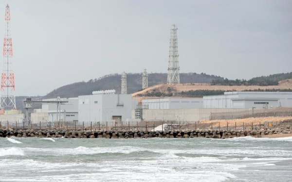 東電は柏崎刈羽原発6、7号機の再稼働を目指している