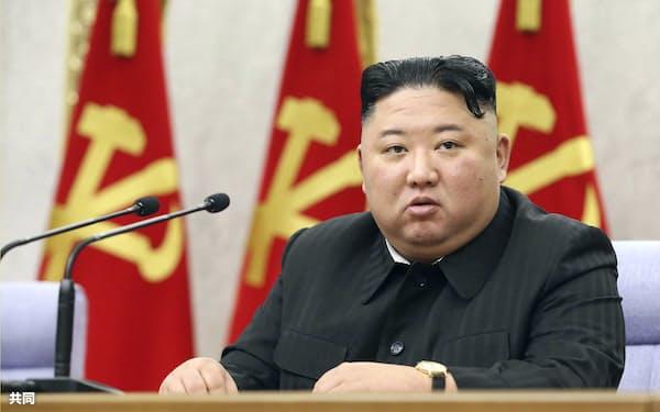 故金日成主席も英語表記は「president」だった=朝鮮中央通信・共同