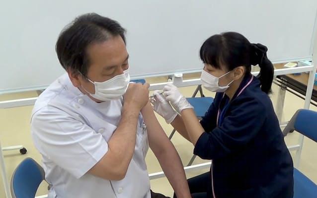 接種 病院 コロナ ワクチン 先行