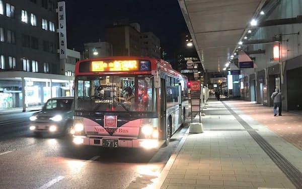 新潟交通はコロナ禍の長期化で、バス需要の低迷に苦しむ