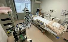 公立病院、コロナ病床3% 受け入れ患者数低迷