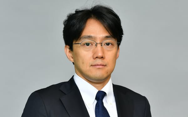 三菱UFJモルガン・スタンレー証券の李智雄氏