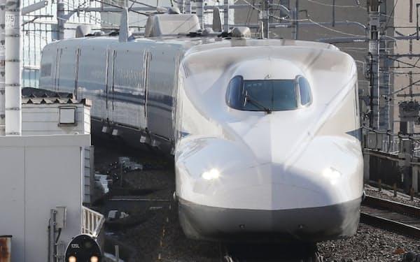 JR東海は東海道新幹線の利用が低迷(JR名古屋駅)