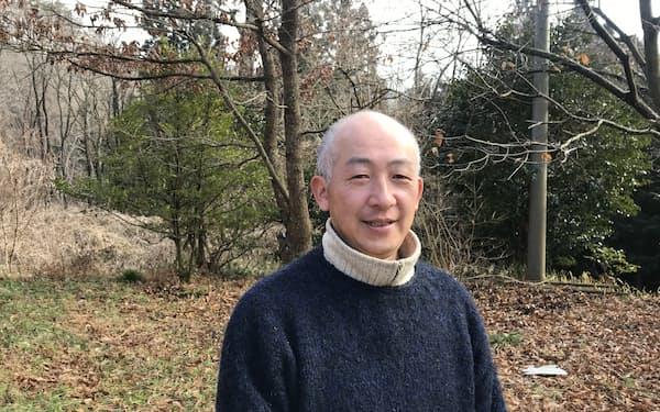 由良野の森 代表理事 鷲野宏さん