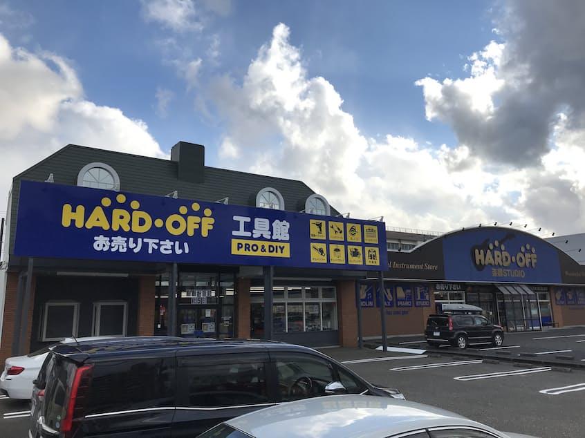 楽器専門店の隣に工具館を開く(24日、新潟市)