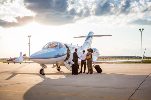 「ホンダジェット」は機内スペースや荷室が大きいのが特徴