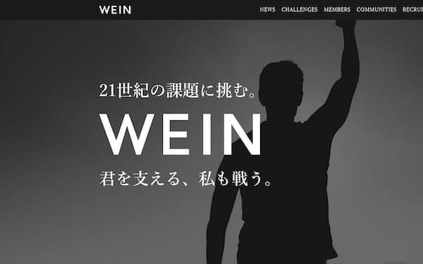 WEIN挑戦者ファンドは社会課題に挑む企業への投資を目指していた