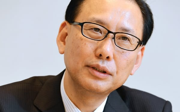野村証券の森田敏夫社長