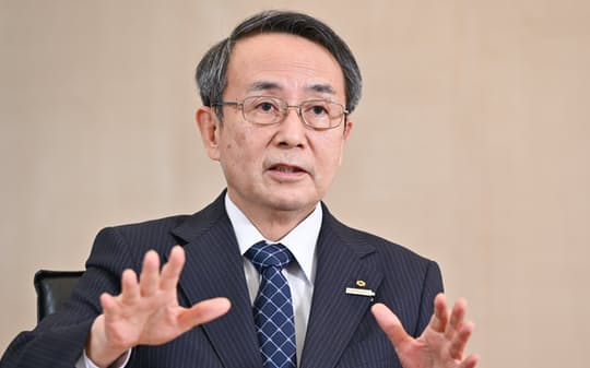 関西電力の森本孝社長