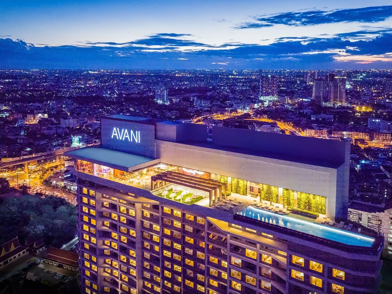 タイのホテル大手、マイナー・インターナショナルが運営するホテル