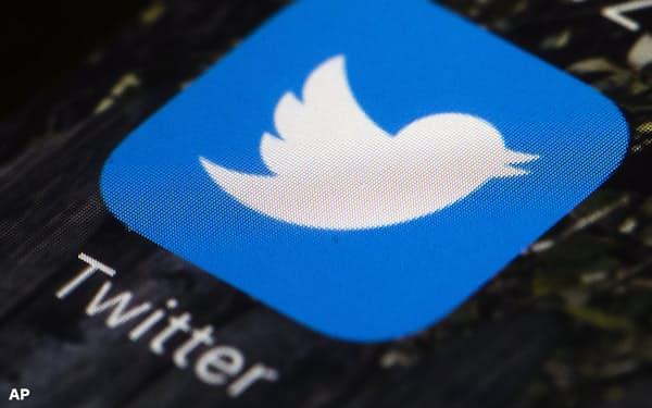 ツイッターは利用者増によってネット広告収入の拡大を狙う=AP