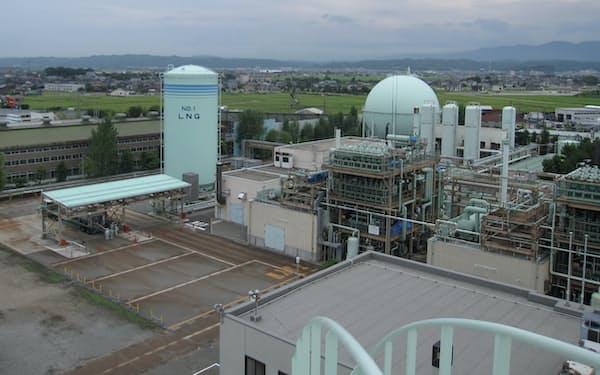 都市ガスをつくる「港エネルギーセンター」などの資産も譲渡する