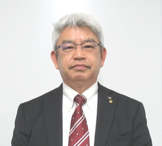 九州産業交通HD社長に就任する森敬輔氏
