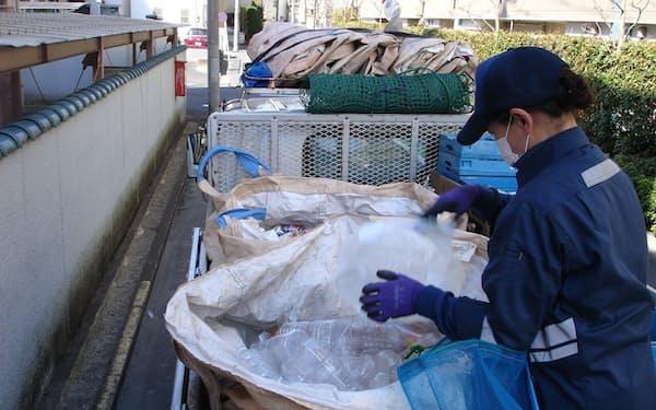 東京都葛飾区は2021年度から収集したペットボトルをすべて新しいペットボトルにリサイクルする