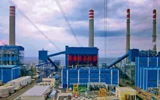 三井物産が出資するインドネシア・東ジャワ州パイトンの石炭火力発電所