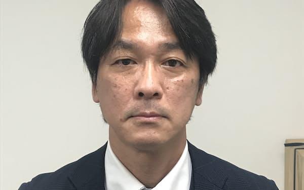 静岡大学就職支援室副室長 杉山興氏