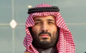 米当局がサウジアラビアの著名記者殺害事件への関与を指摘したサウジの実力者ムハンマド皇太子=ロイター