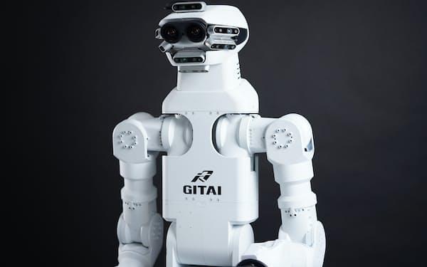 GITAIが開発した汎用作業ロボット