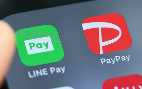 PayPayにLINE Payの国内サービスを統合する
