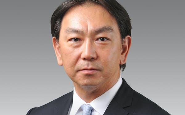 小池広靖氏