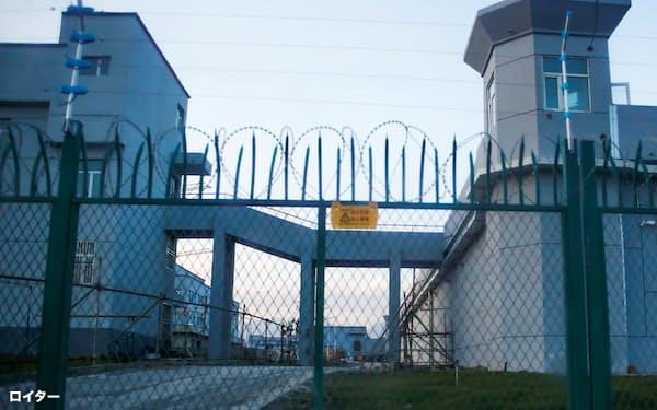 新疆ウイグル自治区では少数派ウイグル族の強制収容などを巡り人権状況が問題視されている=ロイター